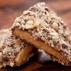 Fast and Easy! English Toffee Day Jan 8