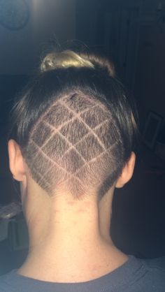 Undercut with design at Smartstyle salon in Apache junction!!!