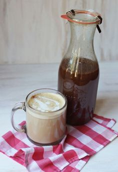 Good recipe for making pumpkin spice syrup  http://www.abeautifulmess.com/2013/09/psl-syrup.html