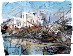 scrap pile « — Sandy Litchfield —