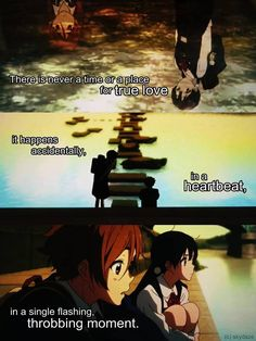 Anime = Tamako Love Story