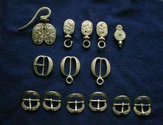 Rapier Hanger/Belt Fittings ― Armour And Castings