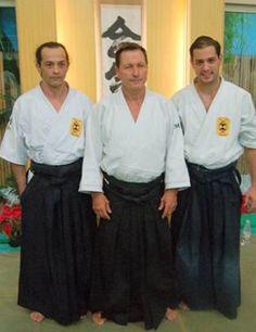Christian Tissier 2007 Aikido, Dojo, Southern Prep, Christian, Dresses, Style, Fashion, Vestidos, Swag