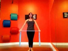 Standing Stretchy Band Workout