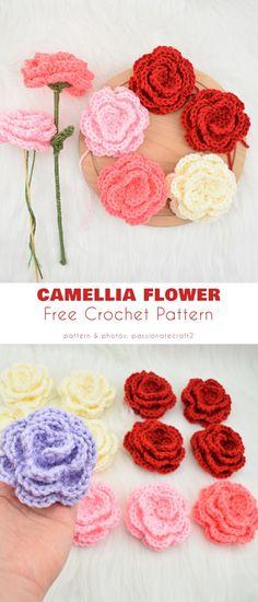 Crochet Flower Patterns, Macrame Patterns, Crochet Flowers, Crochet Home, Free Crochet, Knit Crochet, Butterfly Flowers, Butterflies, Wool Thread