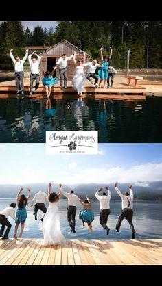 Love this wedding photo!!