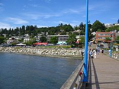 White Rock BC 18 by derekp Mc G, Places Of Interest, The Locals, Vancouver, Places Ive Been, Street View, Rock, City, Beach
