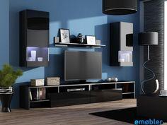 Seksjonsmøbler :: TV-seksjon :: EGO 4