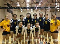 Posed team picture!
