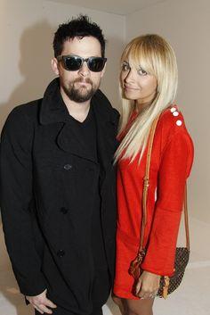 Joel Madden & Nicole Richie. Probably my favorite celeb couple