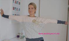 E-Book Fledermausshirt Frau Madita