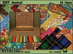Kyta1702's Cony doormats
