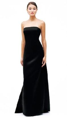 I would be happy to wear this dress as a bridesmaid.