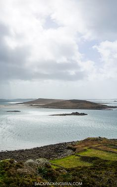 Samson Island seen from Bryher, Isles of Scilly. Scilly Isles, Cornish Coast, Spring Images, Cornwall England, White Sand Beach, Natural History, Wild Flowers, Beautiful Places, Island