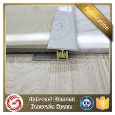 Beautiful floor edge trim tile to carpet transition divider strips