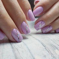 58 Nail Art Ideas You Can Make Page 23 of 58 Nail Designs & Manicure Nail Art Diy, Easy Nail Art, Diy Nails, Cute Nails, French Manicure Short Nails, Long Nails, Diy Nail Designs, Blog Designs, Nagel Gel