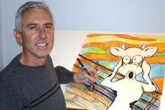 Jeff Nichols - Cartoonist