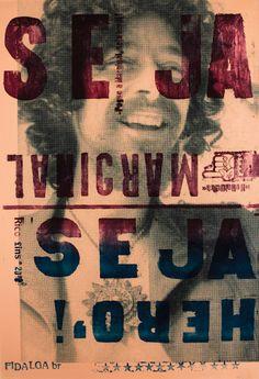 Rico Lins, J. Borges e H.D. Mabuse – Marginais Heróis – Amparo 60