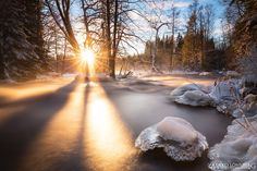 Photo Sunburst by Mikko Lönnberg on 500px