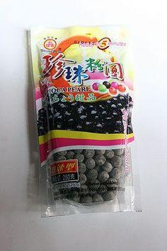 tapioca for bubble tea