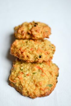 Black Garlic, Carrot and Thyme Oat Cookies | The Botanical Kitchen