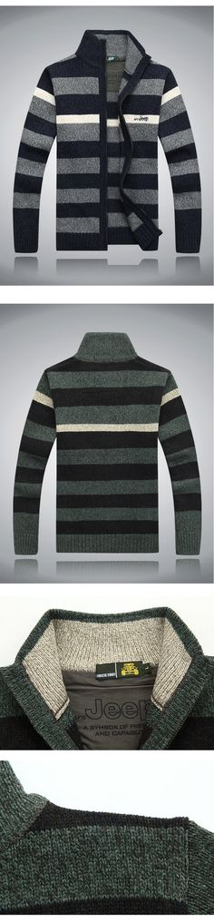 the latest 4fc17 407f7 2014 new men s fashion casual winter Thicken Knitting Warm Wool sweater  High quality men Pullover Coat Outerwear