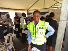 BOSASA RMS exhibiting at the Security Awareness Campaign at King Shaka International Airport.