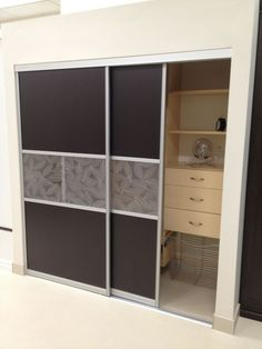 Sliding Doors Are A Wonderful Design And Function Idea For Your Closet. California  Closets DFW