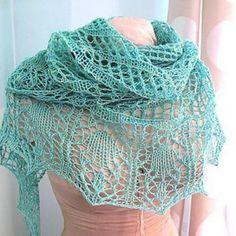 free lace pattern: http://knitting.myfavoritecraft.org/