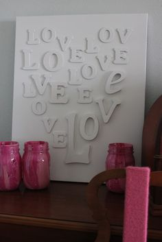 Valentines Day Decorating - The Logbook