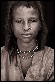 Young Fulani shepherd in Niger by John Kenny Photography, via Flickr