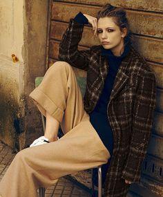 Un Cappotto da Ragazzo. MISHMASH Fashion Magazine editorial .2015