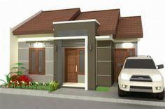 Gambar Desain Dan Harga Rumah Minimalis Modern Type 54 http://www.hargarumah.info