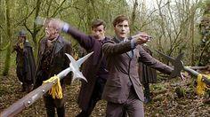 10 great milestone TV episodes - Doctor Who, Buffy The Vampire Slayer, Star Trek, The Simpsons... Juliette talks us through 10 great TV anniversary episodes...