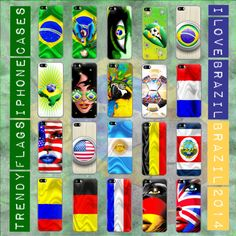 #Trendy #Flags #iPhone_Cases - #Brazil_2014 - A New #Set on #Polyvore! http://www.polyvore.com/trendy_flags_iphone_cases_brazil/set?id=127319468  A selection of some Flags Designs iPhone Cases for sale on The Kase. Trendy iPhone Cases for Brazil 2014 Soccer / Football World Cup!  More Flags Designs and Many other originals and unique Creations on THE KASE Shop by Bluedarkart: http://www.thekase.com/EN/designers/bluedarkart/index.html