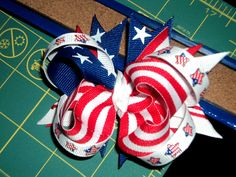 Forth of July Bow 2