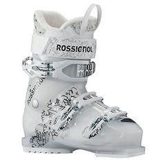 Mondo size 24 Rossignol Kelia 60 Womens Ski Boots 2016,