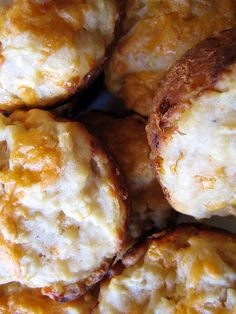 apple cheddar muffins by you can count on me, via Flickr