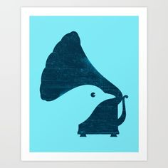 - Songbird - Surreal artwork by Tang Yau Hoong available on society6.com  Collect your choice of gallery quality Giclée, or fine art prints custom trimmed by hand in a variety of sizes with a white border for framing.  Also available as apparel, accessories, home products and many more.