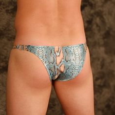 This is as close to Speedos as www.koalaswim.com gets. This full back (full back by Koala standards) racing style swimsuits is perfect for the lake, beach or pool. A wear anywhere style that still keeps it sexy.