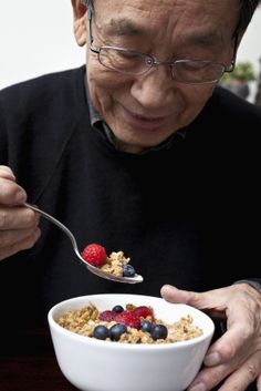 The Role of Nutrition in Preventing Stroke in Seniors
