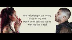 wRoNg - ZAYN FT. KEHLANI (lyrics)... straight fire in 3 min 32 sec