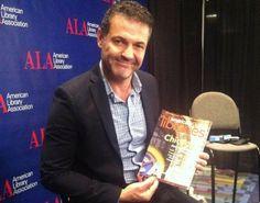 Author Khaled Hosseini.