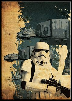 Star Wars -Storm Trooper!!!