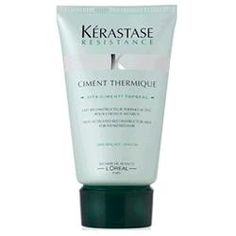 Kerastase Ciment Thermique (Your damaged, fine hair won't be the same after a blowout with this!)