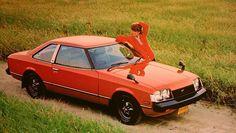 トヨタ セリカ GTV クーペ 1977 (出典:favcars.com)