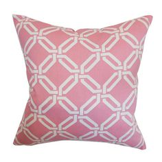 Reese Pillow in Petal at Joss & Main