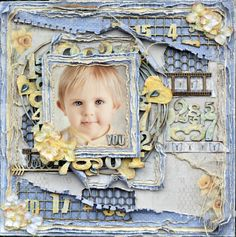boy scrapbook page ⊱✿-✿⊰ Follow the Scrapbook Pages board visit GrannyEnchanted.Com for thousands of digital scrapbook freebies. ⊱✿-✿⊰