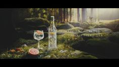 The FINLANDIA Flavours campaign is set in Finland, the land of the Midnight Sun, where every summer, the sun doesn't set for 72 days. In this magical interpretation… Camping Set, Midnight Sun, Animation, Natural Phenomena, Visual Effects, Natural Flavors, Motion Design, Motion Graphics, Film Photography