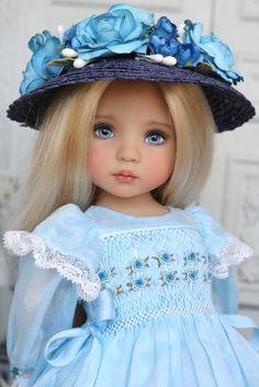 Effner Beautiful Barbie Dolls, Pretty Dolls, Cute Dolls, American Girl Clothes, Girl Doll Clothes, Girl Dolls, Baby Dolls For Kids, Effanbee Dolls, Child Doll